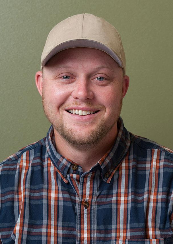 Brett Pehl, Agronomist