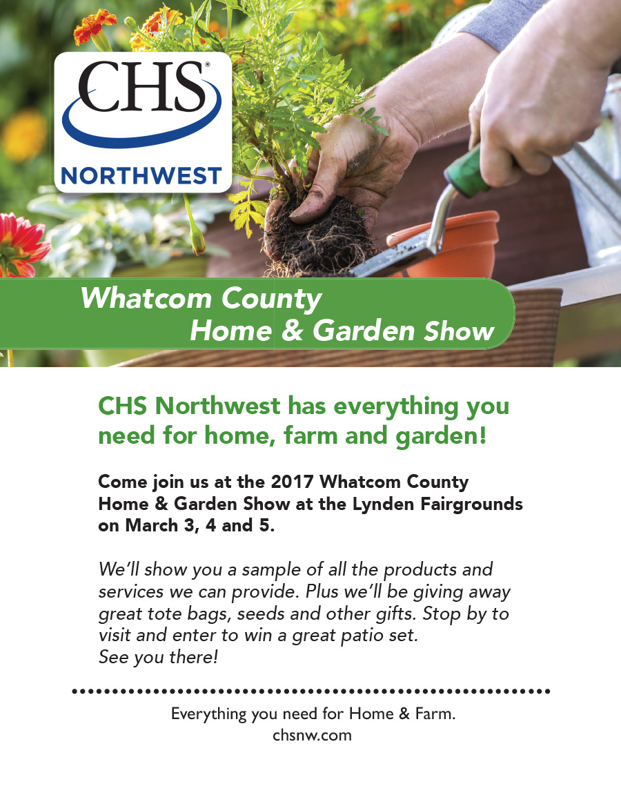 Whatcom County Home U0026 Garden Show   CHS Northwest Energy, Agronomy, Retail U0026  Convenience Stores